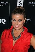 Carmen Electra at the Saints Row: The Third Game Pre-Launch Event, Supperclub, Hollywood, CA. 10-12-