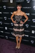 Karina Smirnoff at the Saints Row: The Third Game Pre-Launch Event, Supperclub, Hollywood, CA. 10-12