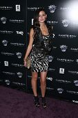 Caroline D'Amore at the Saints Row: The Third Game Pre-Launch Event, Supperclub, Hollywood, CA. 10-12-11