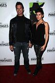 Lorenzo Lamas and Shawna Craig  at the