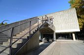 Tokyo, Japan - November 22: The National Museum Of Western Art, Tokyo, Japan