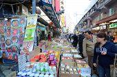 Tokyo, Japan- November 22, 2013: Ameyoko Is Market Street In Tokyo, Japan