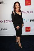 Gloria Estefan at the Hollywood Bowl 90th Season Hall of Fame Ceremony, Hollywood Bowl, Hollywood, C