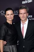 Rosetta and Balthazar Getty at the Chrysalis Butterfly Ball 10th Anniversary Event, Private Residence, Los Angeles, CA. 06-11-11