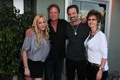 Jennifer Blanc, Jon Biehn, Michael Biehn at