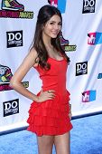 Victoria Justice at the 2011 VH1 Do Something Awards, Hollywood Palladium, Hollywood, CA 08-14-11