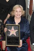 Gina Schock at the Go-Go's induction into the Hollywood Walk of Fame, Hollywood, CA. 08-11-11