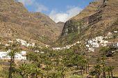 Village on La Gomera