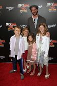 Noah Wyle and family at the