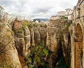 Ronda Canyon. Spain