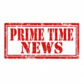 Prime Time News-stamp