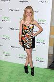 Laura Slade Wiggins at the HTC Status Social, Paramount Studios, Hollywood, CA. 07-19-11