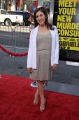 Mayim Bialik at the