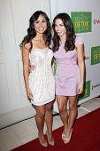 Kimberly Snyder and Jenna Dewan-Tatum at