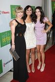 Hilary Duff and Kimberly Snyder and Jenna Dewan-Tatum at