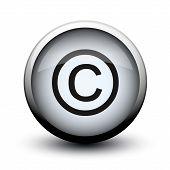 Button Copyright 2D
