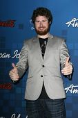 Casey Abrams at the American Idol Season 10 Top 13 Finalists Party, The Grove, Los Angeles, CA. 03-0