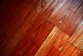 Background Wooden Floor Boards. Wood Texture Image.