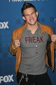 James Durbin  at the American Idol Season 10 Top 13 Finalists Party, The Grove, Los Angeles, CA. 03-