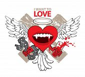 I want to love