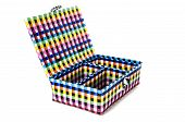 Hand Craft Plastic Basket Set