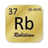 Rubidium element
