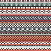 Vector geometric pattern.