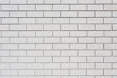 White Brick Wall.