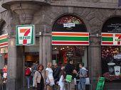 7 Eleven Corner Store Copenhagen