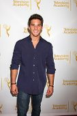 LOS ANGELES - JUN 19:  Casey Moss at the ATAS Daytime Emmy Nominees Reception at the London Hotel on