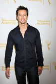 LOS ANGELES - JUN 19:  Matthew Atkinson at the ATAS Daytime Emmy Nominees Reception at the London Ho