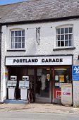 Portland Garage, Weobley.
