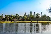 Angkor Wat,Siem Reap,Cambodia