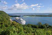Port Villa Harbor Cruise Ship