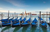 Venice, Gondolas in Italy
