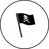pirate flag symbol