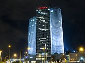 Night City, Azrieli Center, Israel