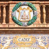 Cadiz Coat Of Arms
