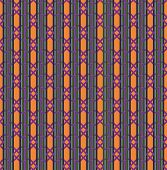 Seamless vintage pattern. Ethnic vector textured background.