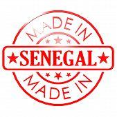 Made In Senegal Red Seal