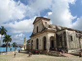 Trinidad, Cuba, main square