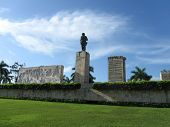 Santa Clara, Cuba, August 21 2012: Che Guevara Mausoleum.the Che Guevara Mausoleum Is A Memorial In