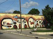 Santa Clara Murals, Cuba
