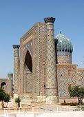 Samarkand Registan Sher-dor Madrasah