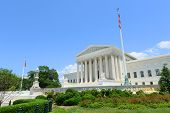 United States Supreme Court in Washington DC, USA
