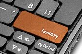 Summary. Orange Hot Key On Computer Keyboard