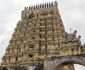 Ekambareswarar  shiva temple, india, kanchipuram