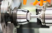Automotive Cnc Lathe And Cnc Grinding Part