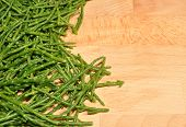 Fresh Marsh Samphire