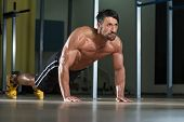 Push-ups Upper Position